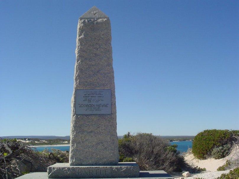 Barlte Monument