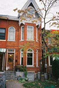 Planet Traveller Hostel in Toronto Canada
