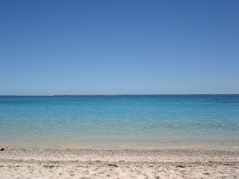 Beach at Ningaloo