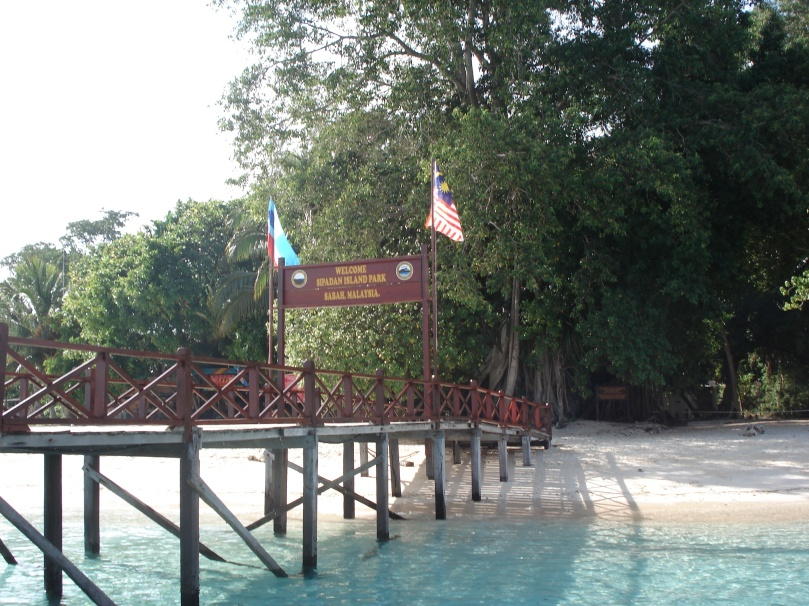 Sipidan Island