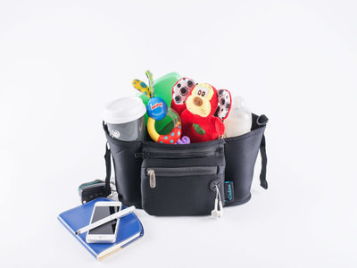 Thermo Insulated Pram Organiser5