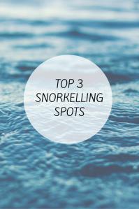 Top Snorkelling