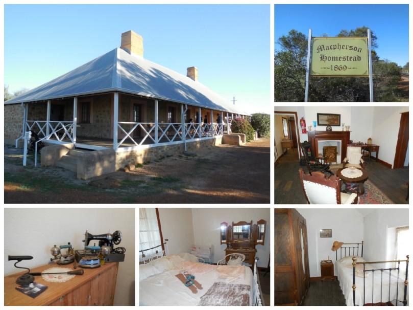 Macpherson homestead