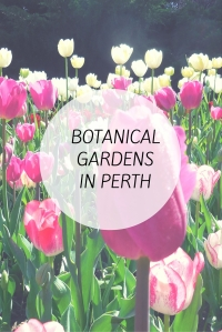 Botanical Gardens in Perth