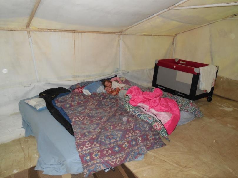 Boshack tent