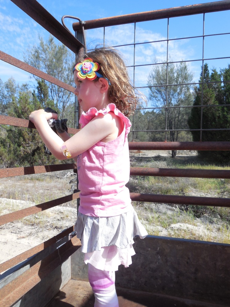 Boshack Farm Tour