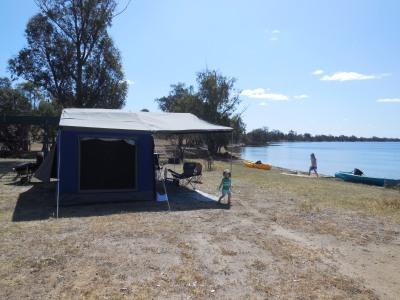 Lake Towerrinning Camp