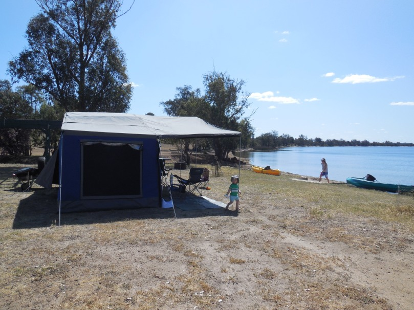 Lake Towerrinning Camp