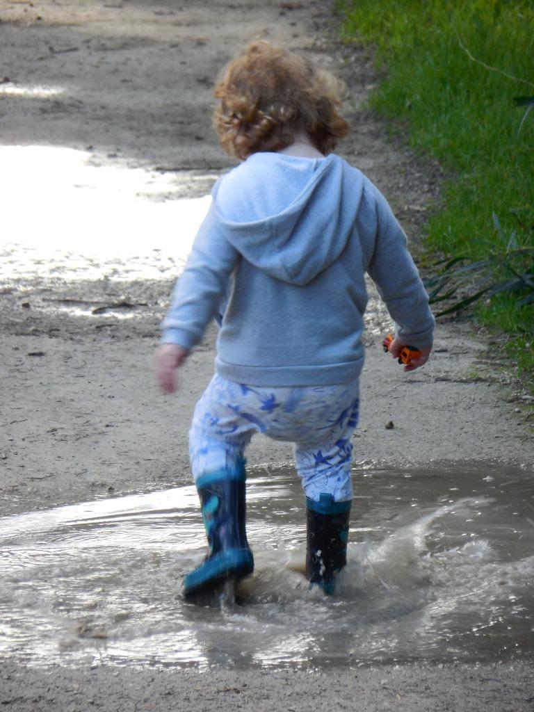 Muddy Puddles