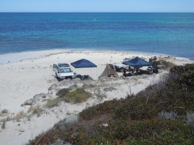Beach Camping 018