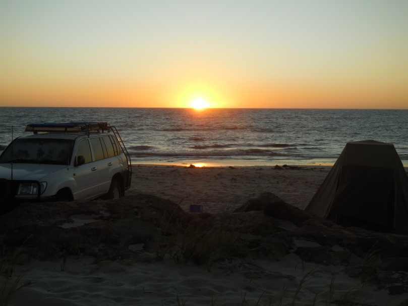 Beach Camping 139