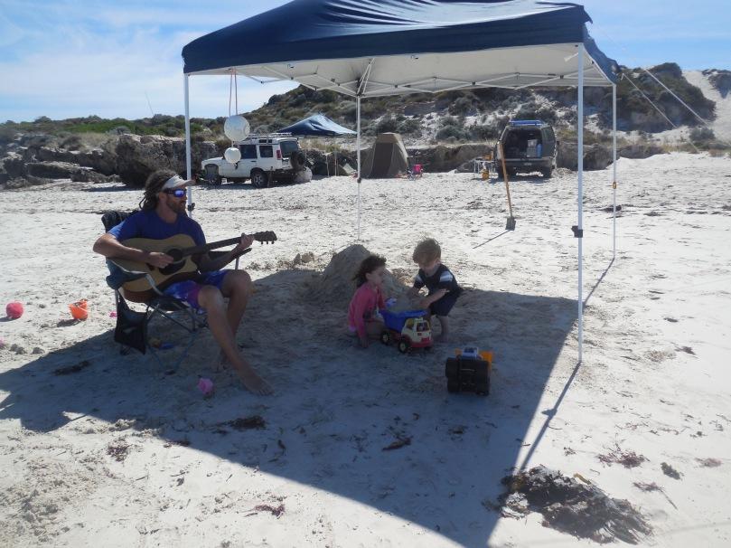 Beach Camping 189
