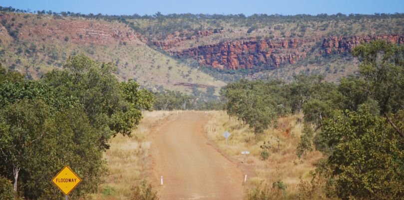 Gibb River Road scenery - Credit BOTK