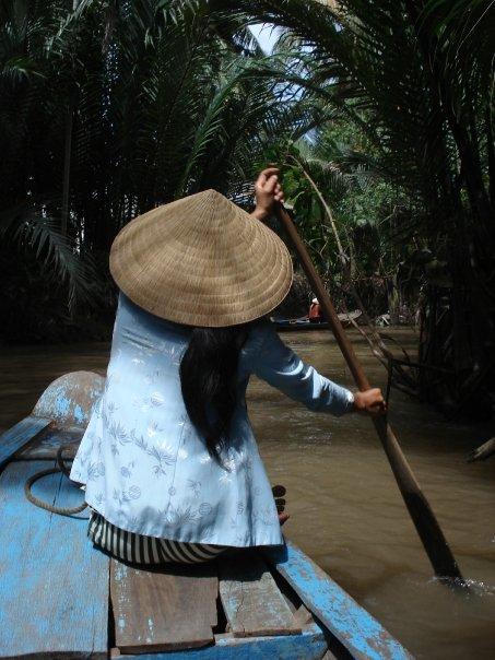 Down mekong delta