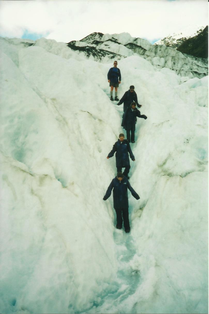 Franz Joesf Glacier NZ