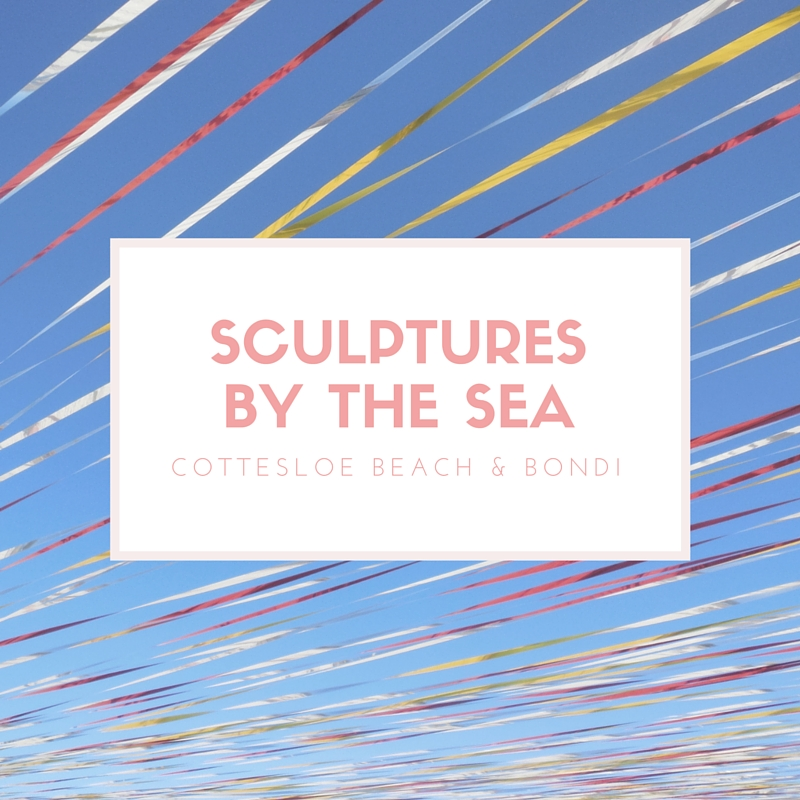 SCULPTURESBY THE SEA