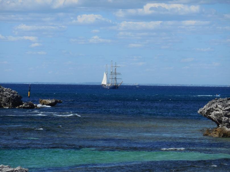 Ship at Rottnest.JPG