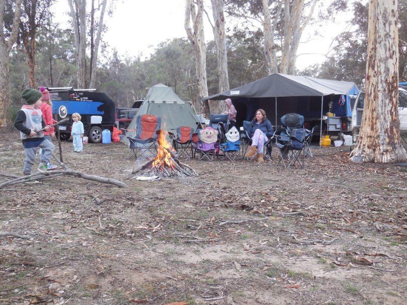 Bush Camping 078