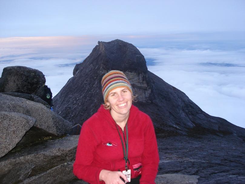 Summit Mt Kinabalu