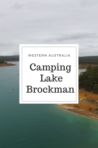 Camping at Lake Brockman