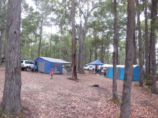 Lake Brockman Camp Ground