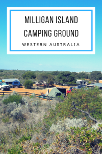 MILLIGAN ISLAND CAMPING GROUND