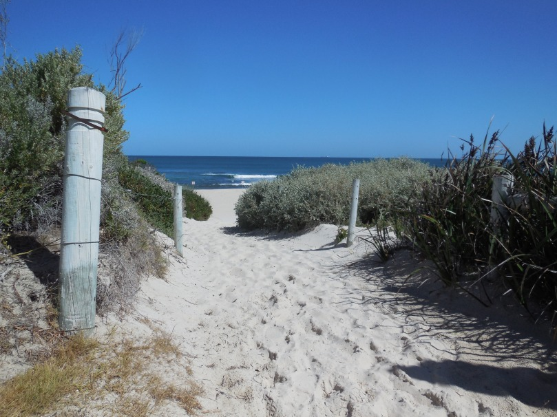 Trigg Beach Path
