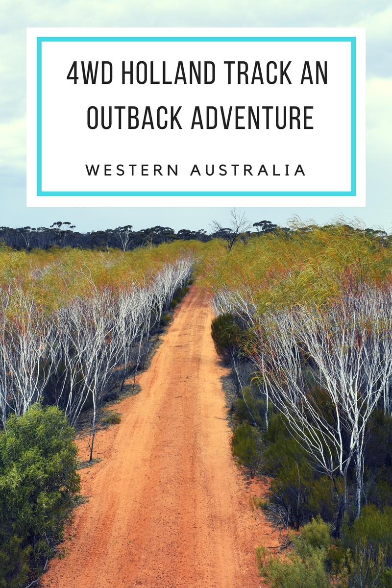 4wd Holland Track and Outback Adventure