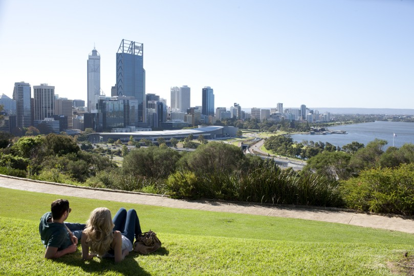 Kings Park and Botanical Garden