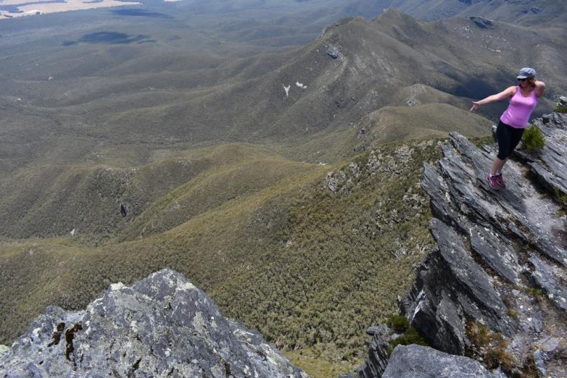 Bluff Knoll Peak
