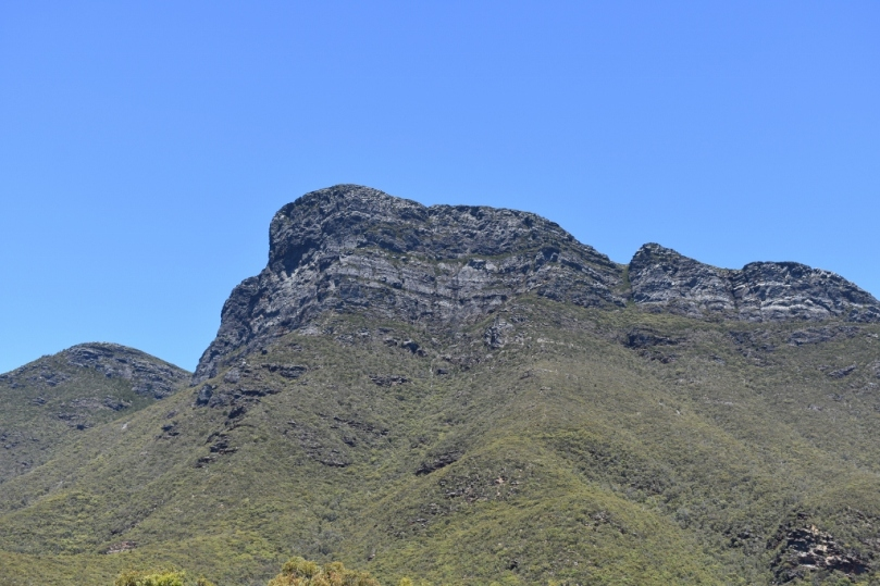 Bluff Knoll summit