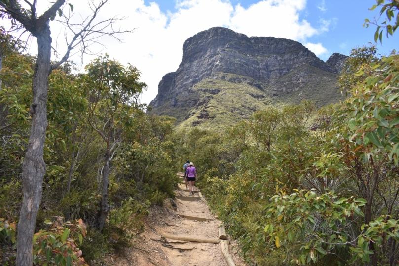 Bluff Knoll Trail