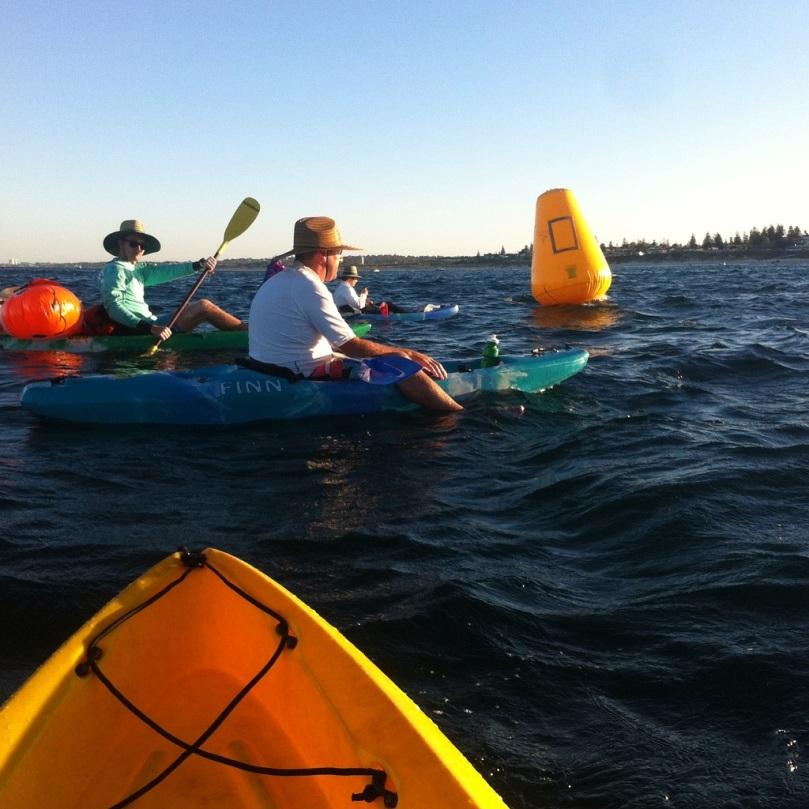 500m buoy