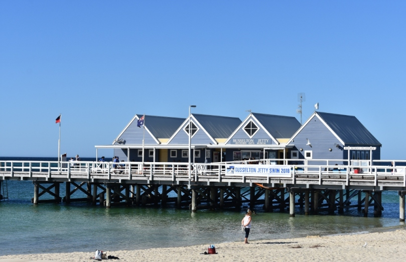 Busselton Jetty Swim 2018