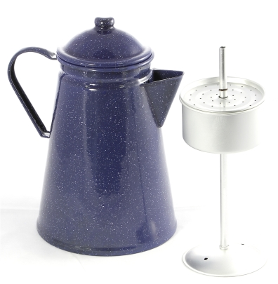 Falcon Enamel Coffee Percolator