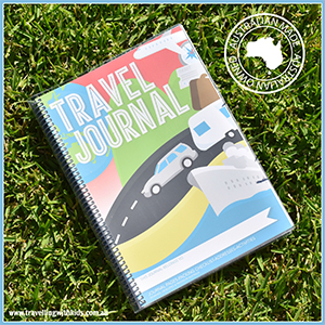 Caravanning with Kids Travel Journal