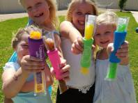 Caravanning with Kids Icy Pole Holders