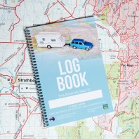 Caravanning with Kids Log Book