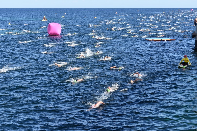 Busselton Jetty Swim 2019
