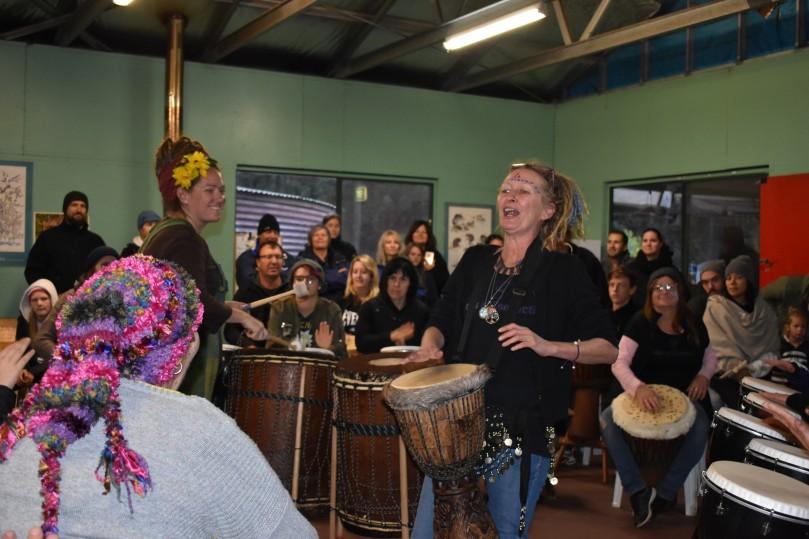Drumming Circle
