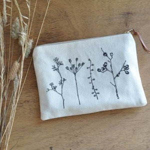 one-thousand-lines-flat-botanica-pouch-natural