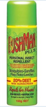 Bushman Repellent